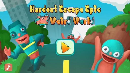 Super Weird World:Hardest Epic