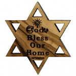 Aaronic Blessing in Hebrew & English Icon