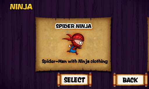 Yoo Ninja! Free screenshot 5