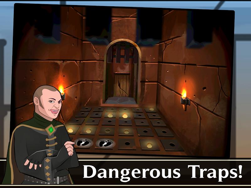 Скриншот Adventure Escape Game: Castle