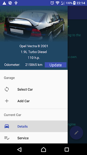 Car Maintenance 2.1.2 screenshots 2