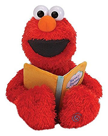 Nursery Time Elmo