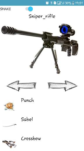 Generator shots weapons sound  screenshots 5
