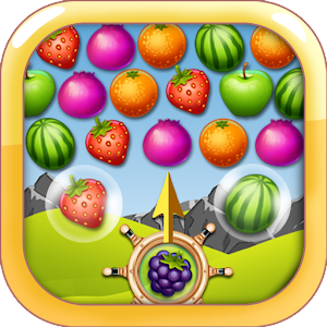 Fruits Bubble Shooter for PC and MAC