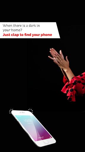 Clap To Find My Phone screenshots 3