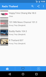 Radio Thailand Free Online - Fm stations - náhled