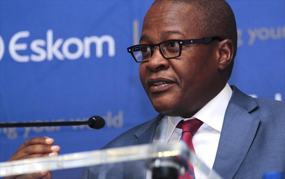 Brian Molefe betaal Solidariteit R700,000 en Eskom R10 miljoen - Business Day