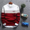 Men and Women Knitwear Sweater Models icon