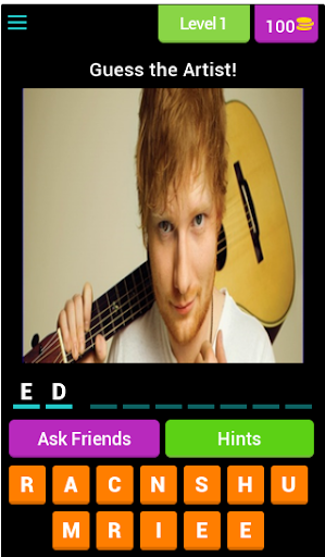 Music Quiz! Guess the Singer  screenshots EasyGameCheats.pro 1