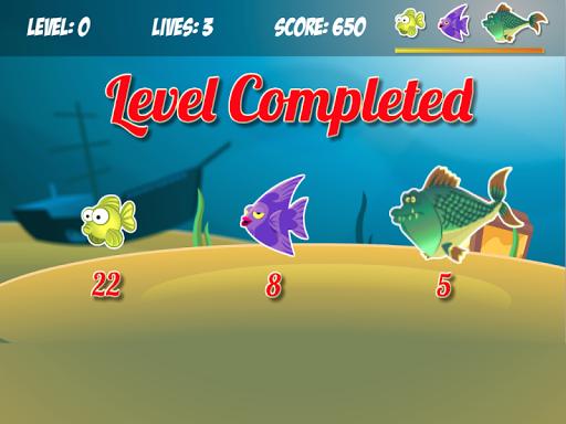 ud83dudc20 Hungry Piranha & Shark Fish screenshots 10