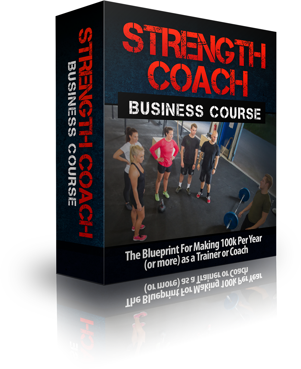 Strength Coach Business Course