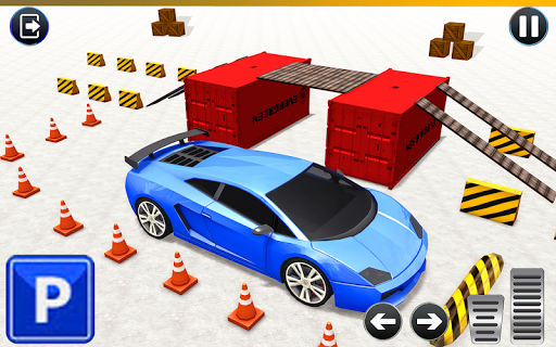 Smart Car Parking Simulator:Car Stunt Parking Game modavailable screenshots 5