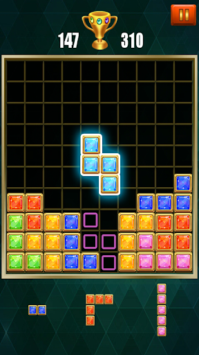 classic block puzzle game screenshot 2