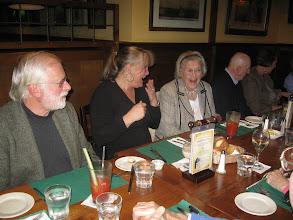 Photo: Courtenay, Joanne, Nancy, Bill, and Grace