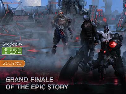 Evolution 2: Battle for Utopia Mod 0.253.48012 Apk [Unlimited Ammo] 1