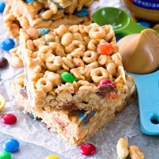 Cheerios Peanut Butter Corn Syrup Recipes