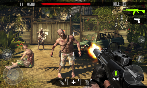 Zombie Shooter Hunt For Zombie 3D 1.03 {cheat|hack|gameplay|apk mod|resources generator} 4