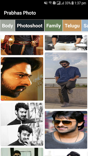 Prabhas Photos screenshots 1