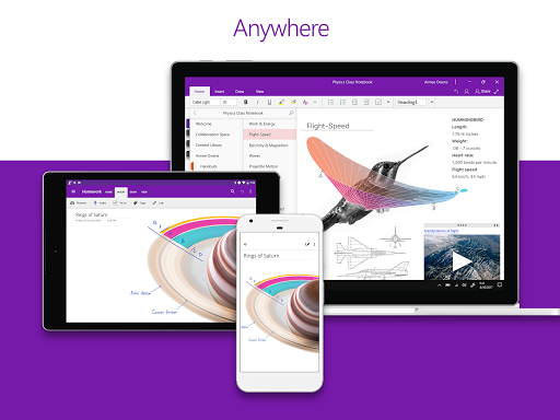 Screenshot for Microsoft OneNote: Save Ideas and Organize Notes in United States Play Store