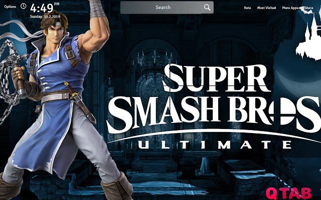 Super Smash Bros Wallpapers Theme New Tab