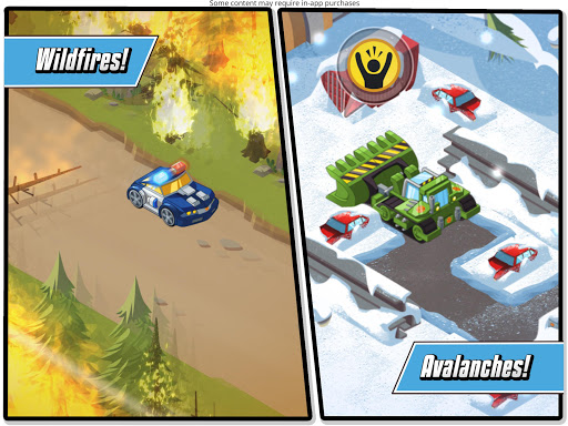 Transformers Rescue Bots: Hero Adventures 2.2 screenshots 12