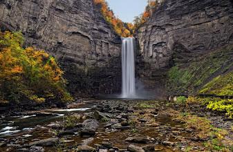 Photo: Taughannock Falls, Trumansburg, Ny