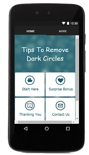 Tips To Remove Dark Circles