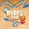 Rube's Lab - Physics Puzzle icon