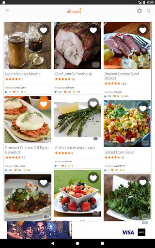 Allrecipes.com Dinner Spinner screenshot 8