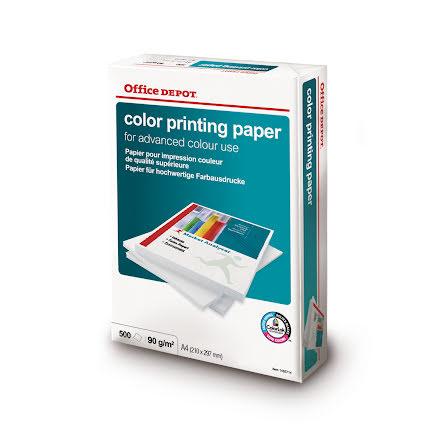 Papper OD Color A4 90g 500/pkt