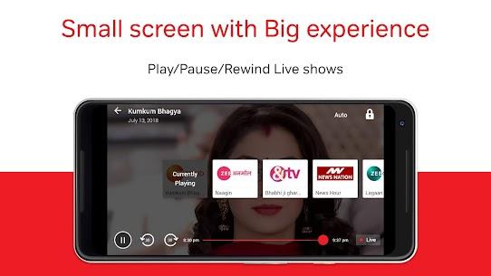 Airtel TV: Live TV, News, Movies & TV Shows 7