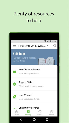Lenovo Help 6.2.9.1220 screenshots 4