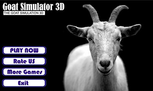 Goat Simulator 3D