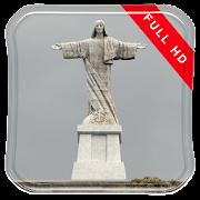 Jesus Christ Madeira LiveWallp