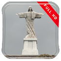 Jesus Christ Madeira LiveWallp icon