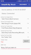 Mi Band & Amazfit Button Action 1 3 latest apk download for