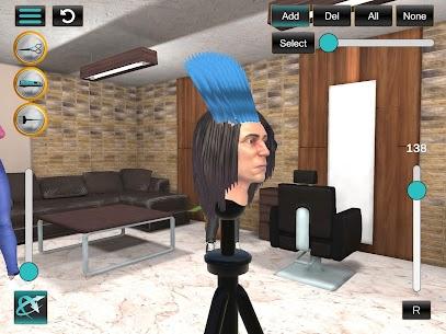 Digital Hair Simulator 3