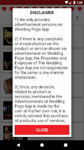 Wedding Page - náhled