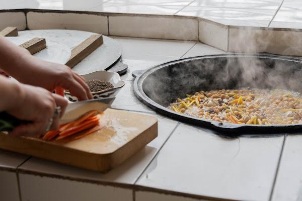 Cucina uzbeka. di Sognatrice