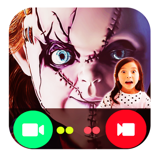Real Video Call from Chucky Prank