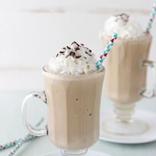 Vietnamese Coffee Milkshake