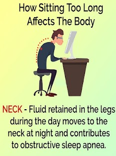 Long Sitting Effects - náhled