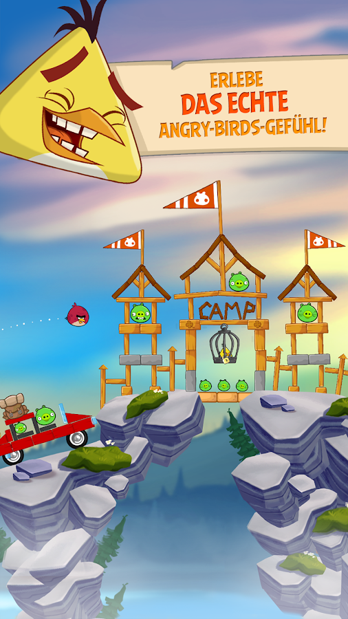 Angry Birds Seasons – Screenshot