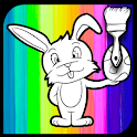 Easter Bunny Coloring Pages icon
