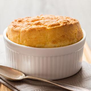 Munster Cheese Soufflé Recipe