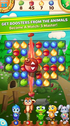 Forest Rescue: Match 3 Puzzle 12.0.3 14