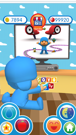 Talking Pocoyo 2 1.22 screenshots 7