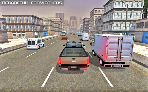 ud83cudfce Crazy Car Traffic Racing: crazy car chase 3.0 screenshots 10