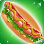 Hot Dog Chef: Cooking Rush Icon