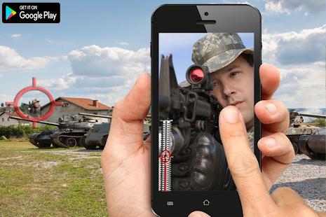 Mega Real Zoom Military Binoculars Camera HD - náhled
